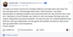 Thaimassage Berlin Wedding