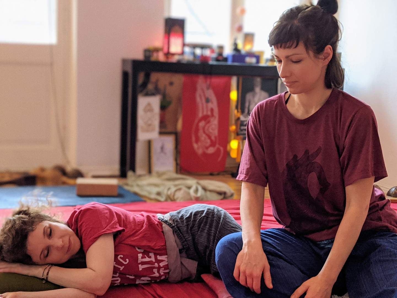 Thai Yoga Workshop Berlin