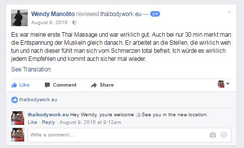 Thaibodywork.eu in Berlin Mitte