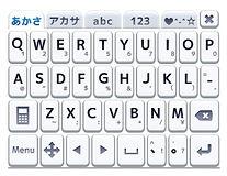 FSKAREN QEWRTYキーボード