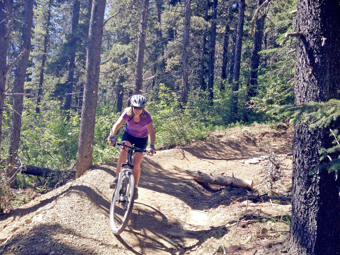 Mountain Biking & Hiking