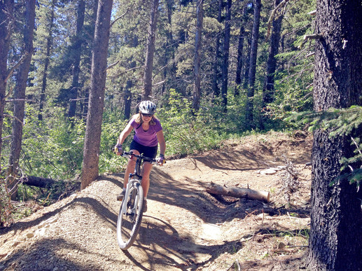 Mountain Biking & Hiking
