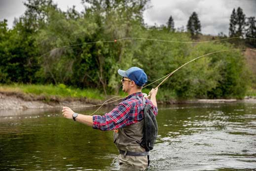 Go Fly Fishing in the Grand Clark Fork River