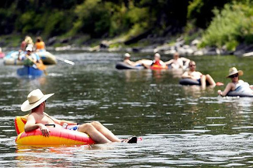 Clark Fork River Scenic Float