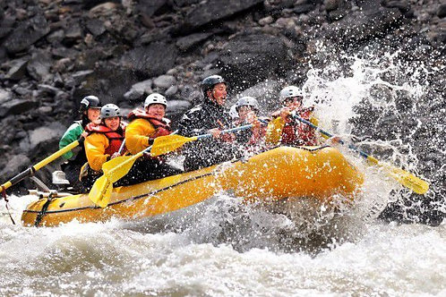 Whitewater Rafting (1/2 Day)