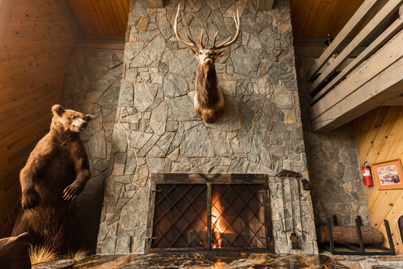 The Great Room Fireplace