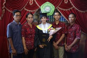 Congratulation, Putu!