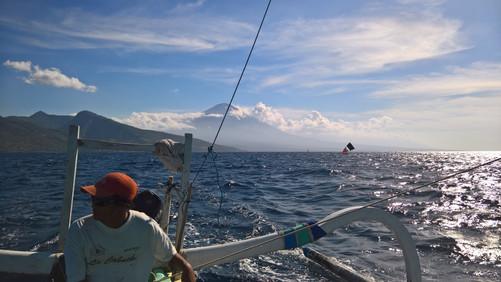 Auf Fischfang