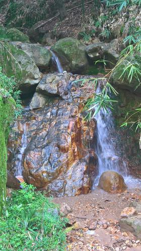 Wasserfall in Bangle
