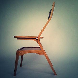 designbynebabbott, 'Walthamstow' chair.