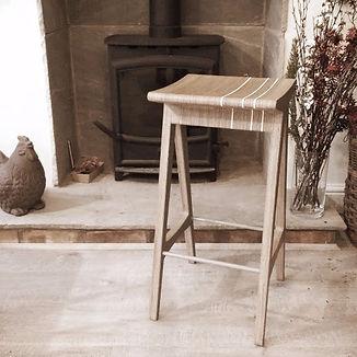 designbynebabbott, bar stool.