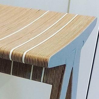 designbynebabbott, bar stool detail.
