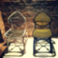 designbynebabbott, 'Wasp' chair.