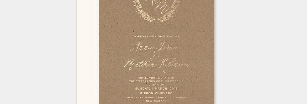 INVITATION no.7003