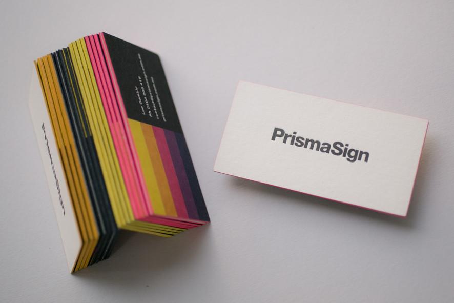 Prisma Sign