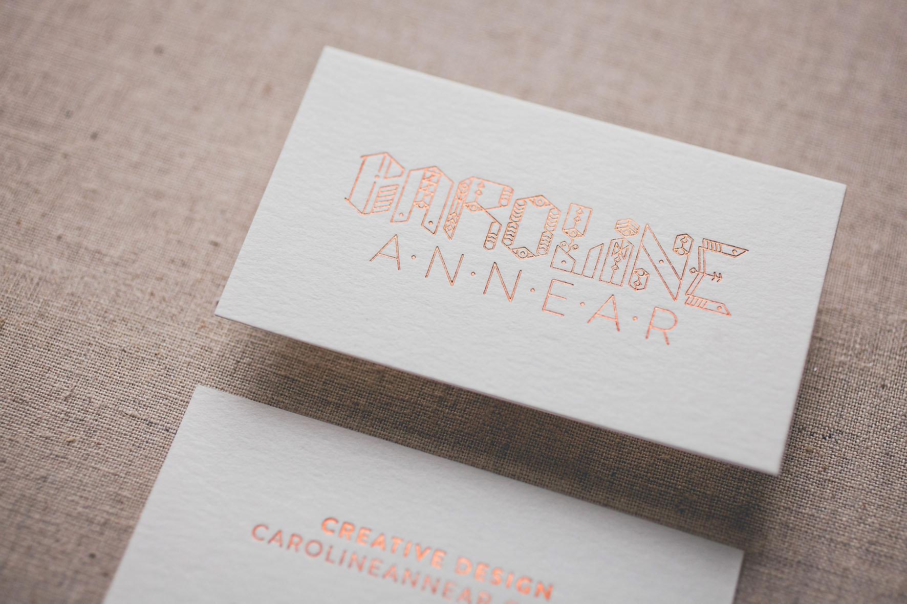 Stitch press 100 foil press business cards 100 foil press business cards colourmoves Images