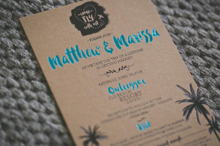 MATTEW & MARISSA