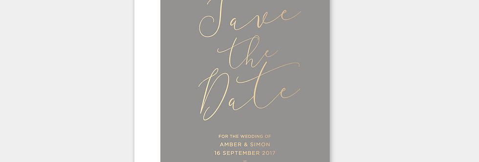 SAVE THE DATE no.7005