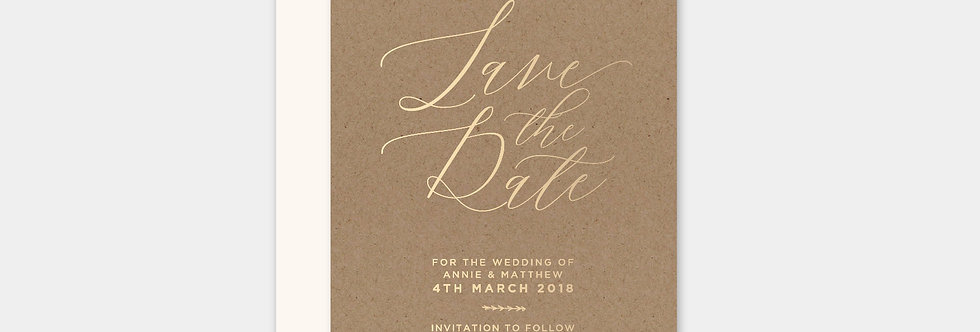 SAVE THE DATE no.7003