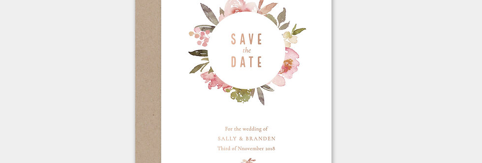 SAVE THE DATE no.7011