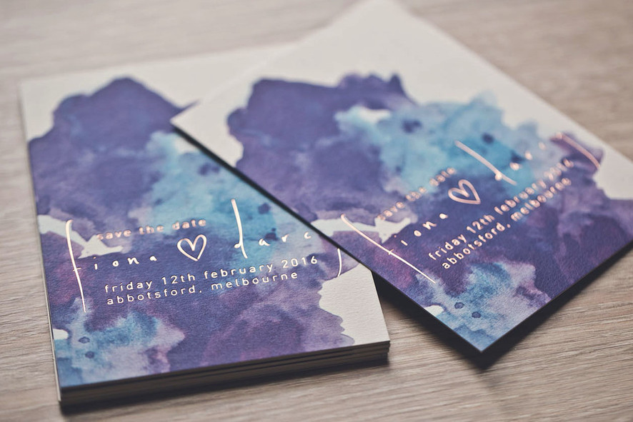 fiona and darcy invitations