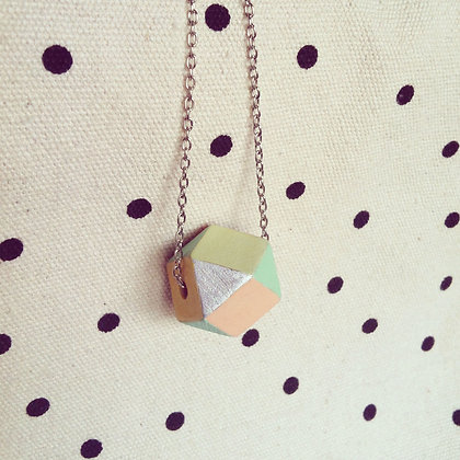 HANDMADE NECKLACE | GEOMETRY#11