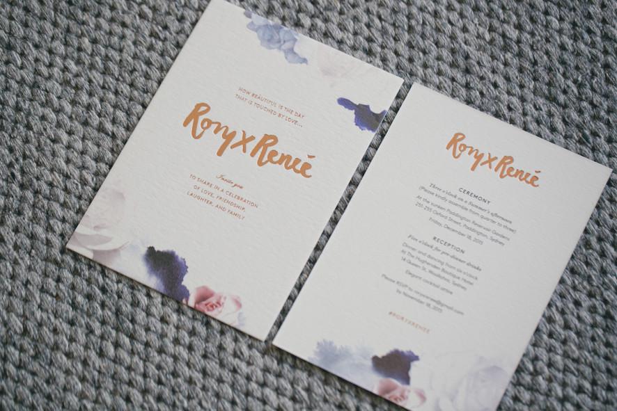 Rory & Rene