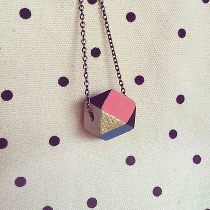 HANDMADE NECKLACE | GEOMETRY #10