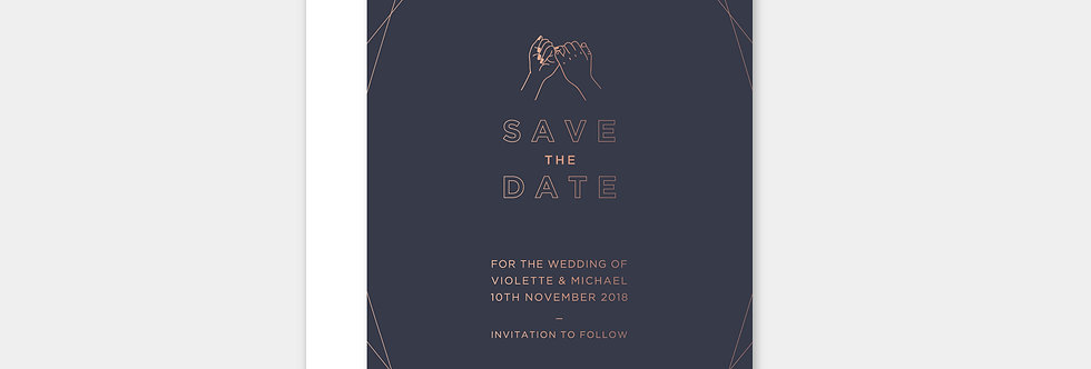 SAVE THE DATE no.7016