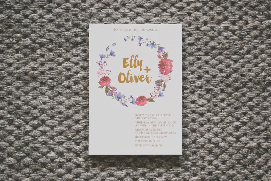 Elly & Oliver