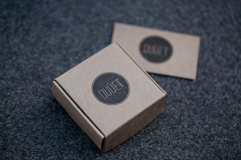self inking stamp, duuet wedding, duuet photography, melbourne printer