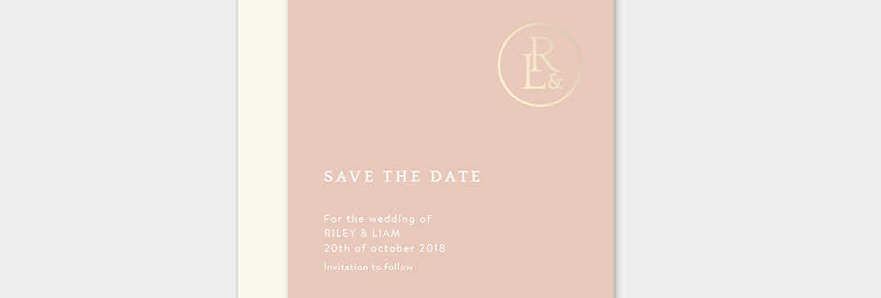 SAVE THE DATE no.7019