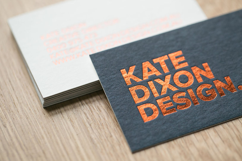 kate dixon design | copper foil