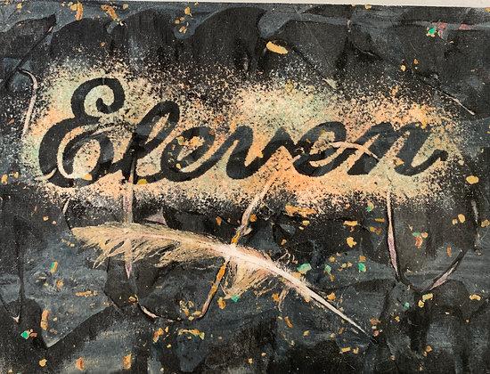 """ELEVEN (10.5"""" x 16"""")"""