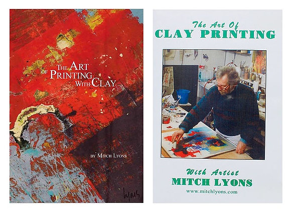 Clayprinting: Book & DVD
