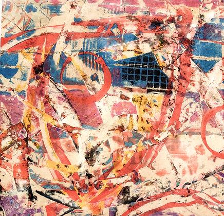 FRANK LLOYD (15in x 15.75 in)