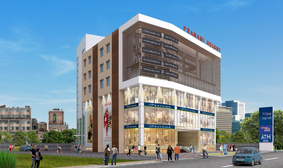 Commercial Building in Ranchi