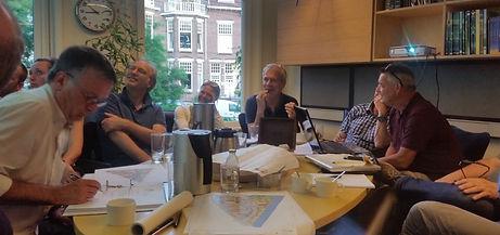 foto team ecowijk De Kiem