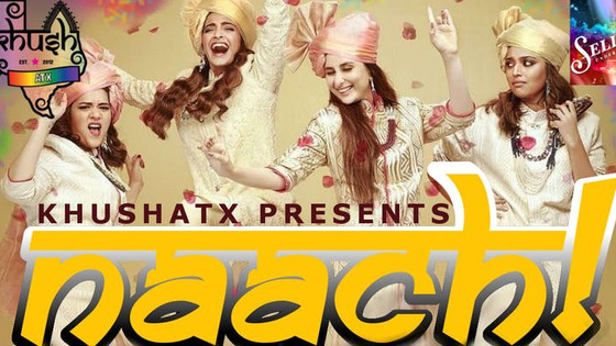 NAACH 2019! - LGBT Bollywood Dance Party by KhushATX