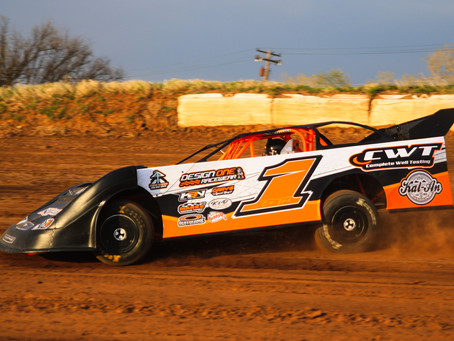 Sooner Late Models return to Enid Saturday