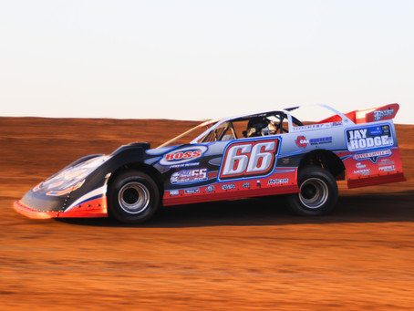 81 Speedway next on Sooner Series schedule