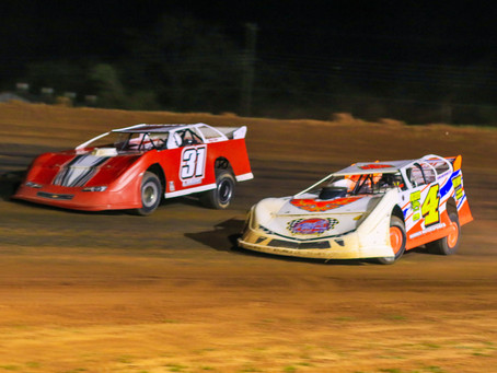 CWT Sooner Late Model Series travels to Monarch Motor Speedway on Saturday