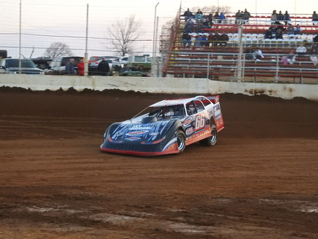 Ross leads CWT Sooner Late Model points race leading to Saturday's race at Enid Speedway