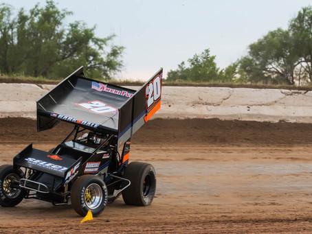 Sooner Sprints stop at Crawford County Speedway Saturday