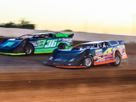 Sooner Late Models open season Saturday at Crawford County Speedway
