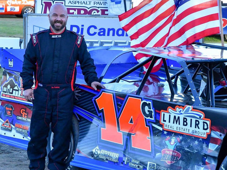 Late race pass nets Godsey first Sooner Late Model victory