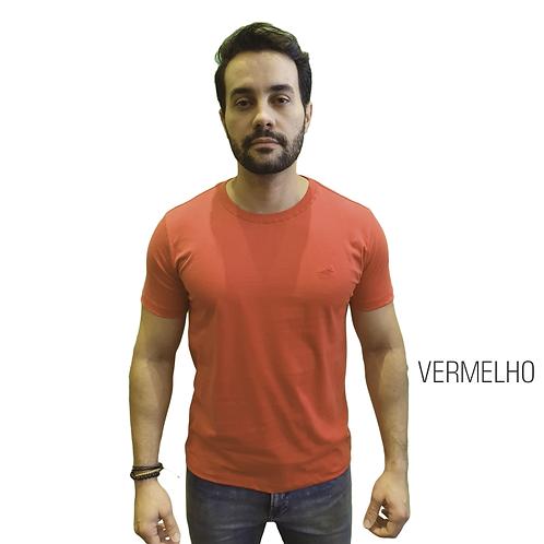 CAMISETA BÁSICA ELEMEN VERMELHO
