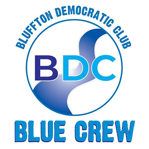 Blue Crew Sponsorship 2021
