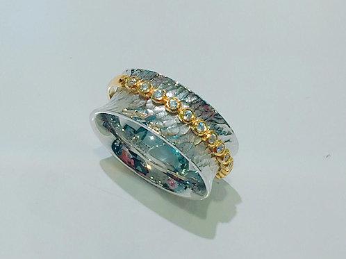 Spinner Ring 925