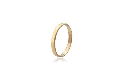 9K Gold Wedding Ring